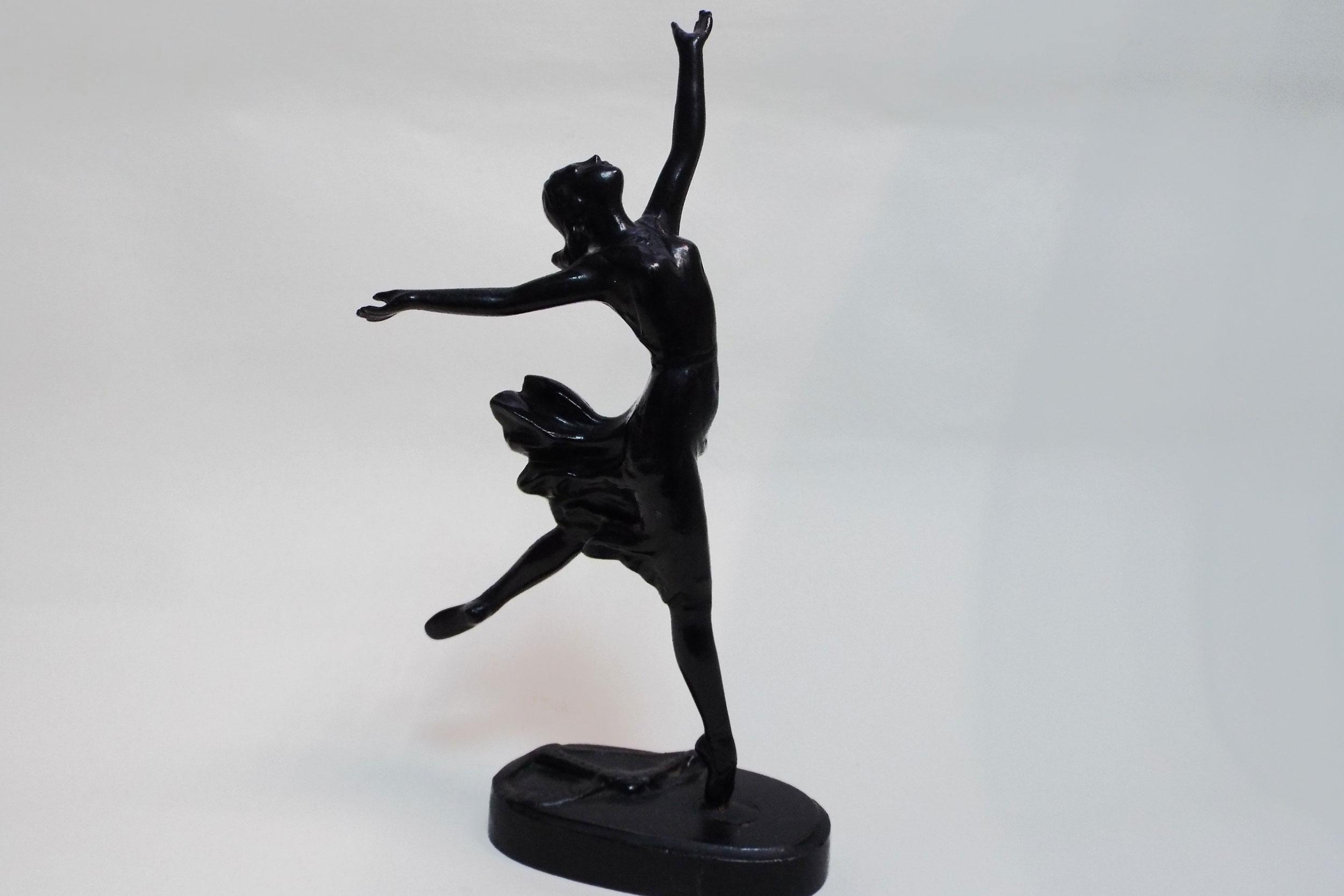 Каслинское литье «балерина Мария»