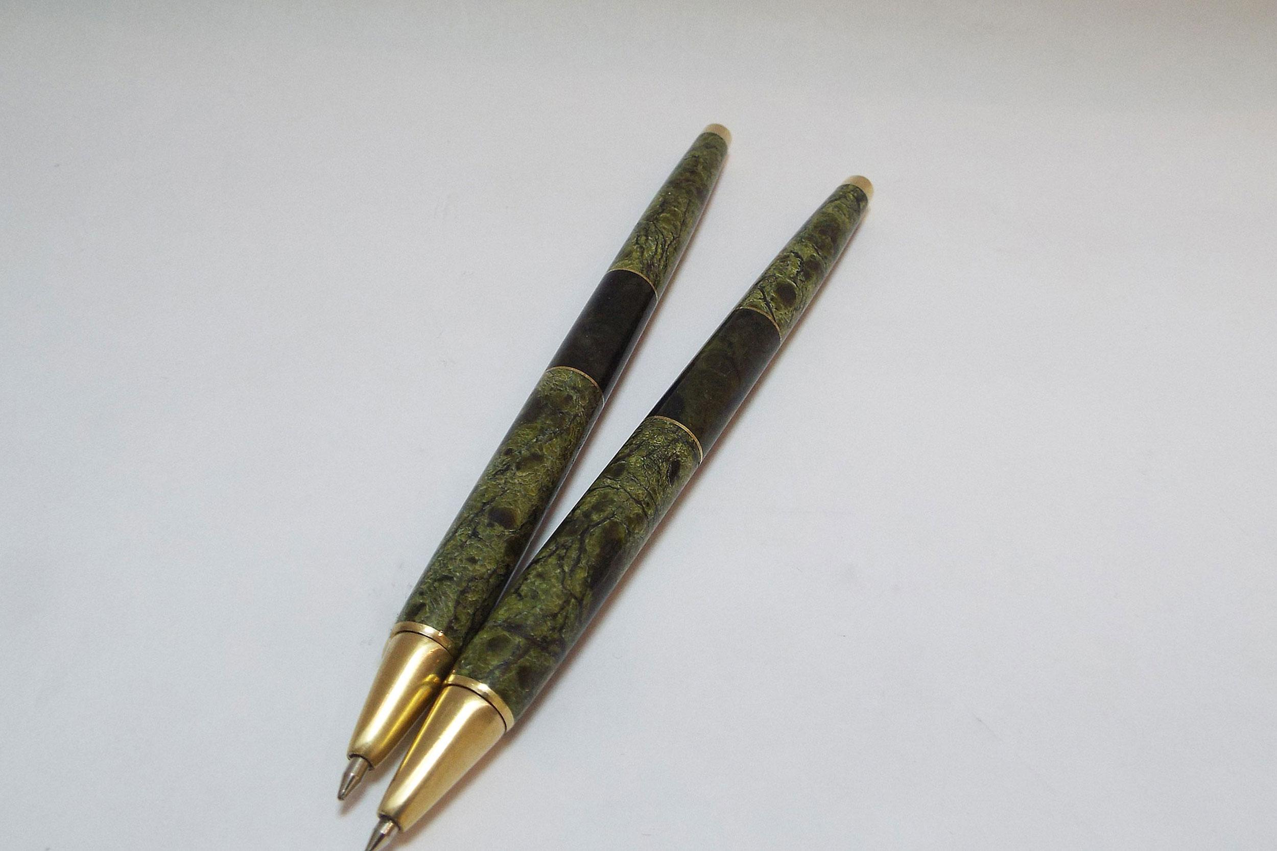 Ручки из змеевика