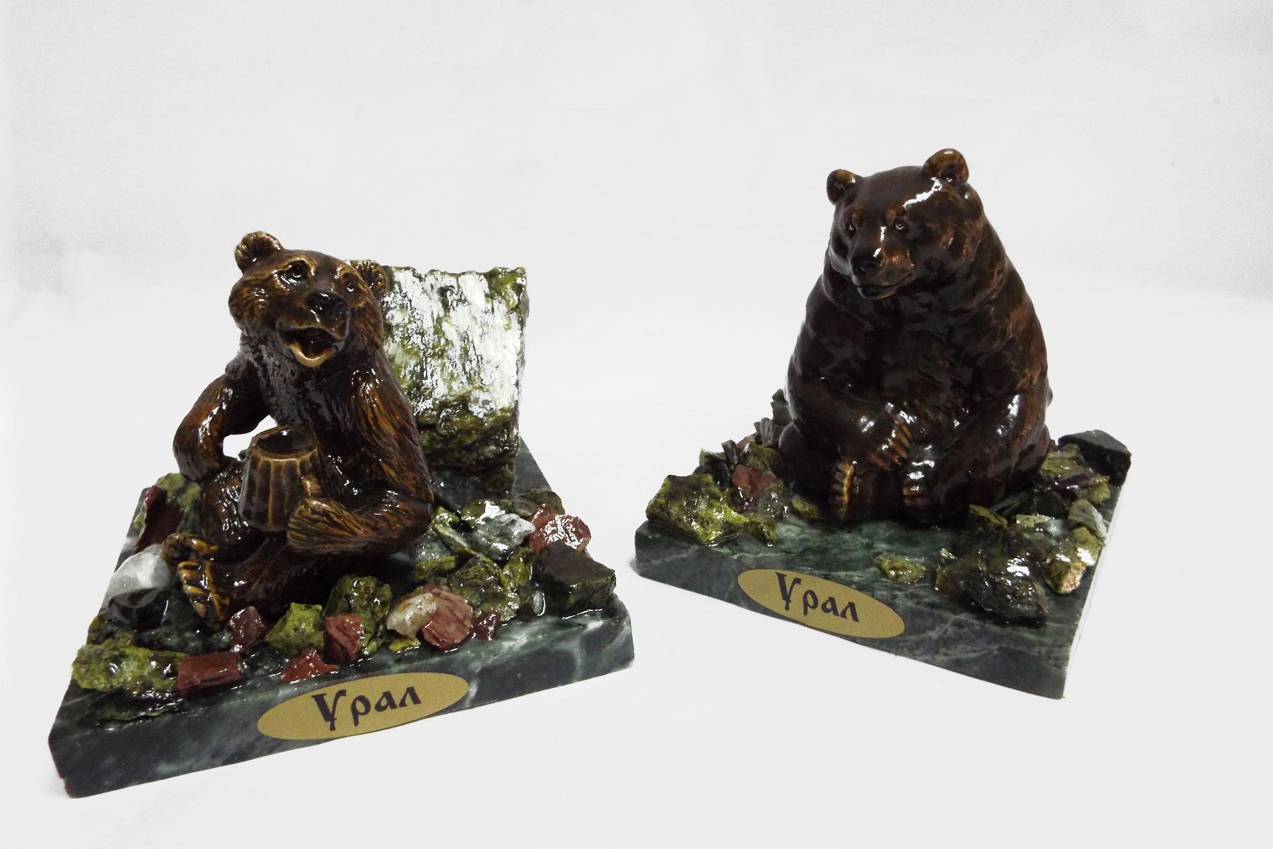 Сувенир с медведем