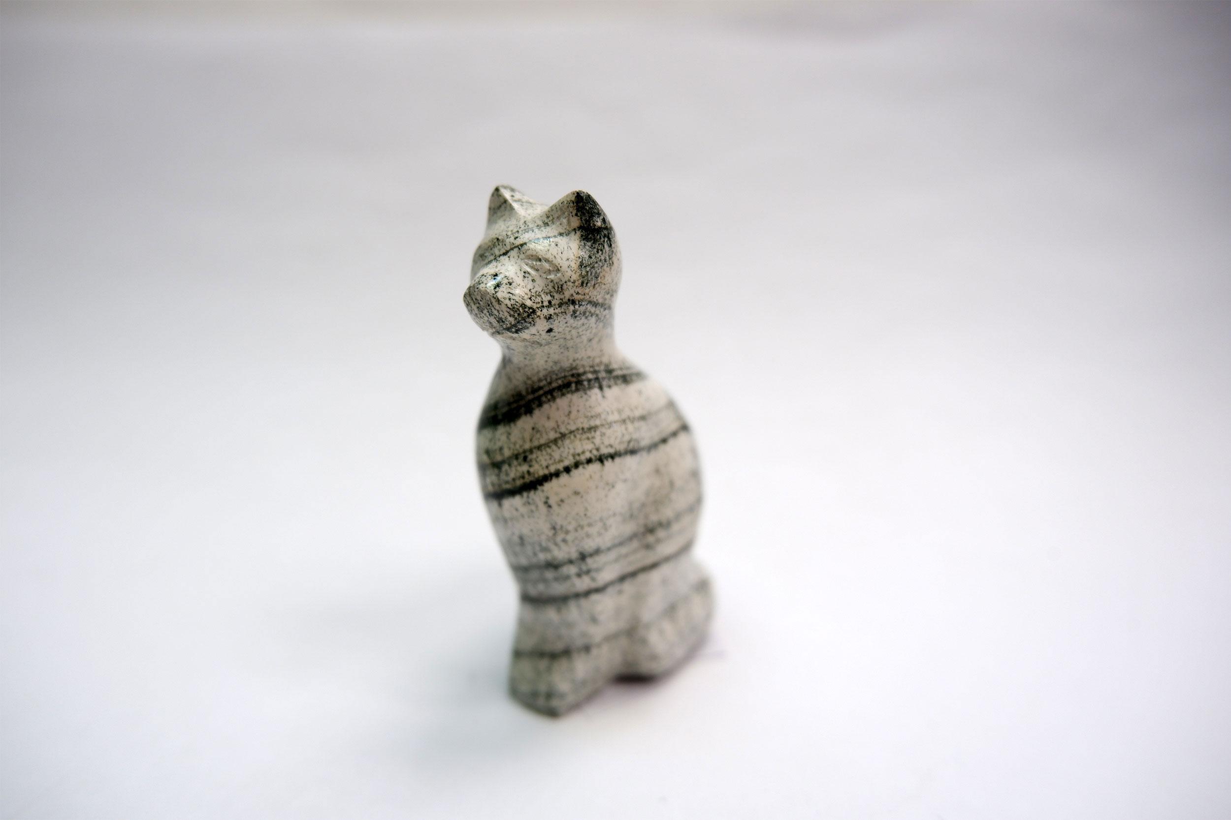 Кошка из скарна