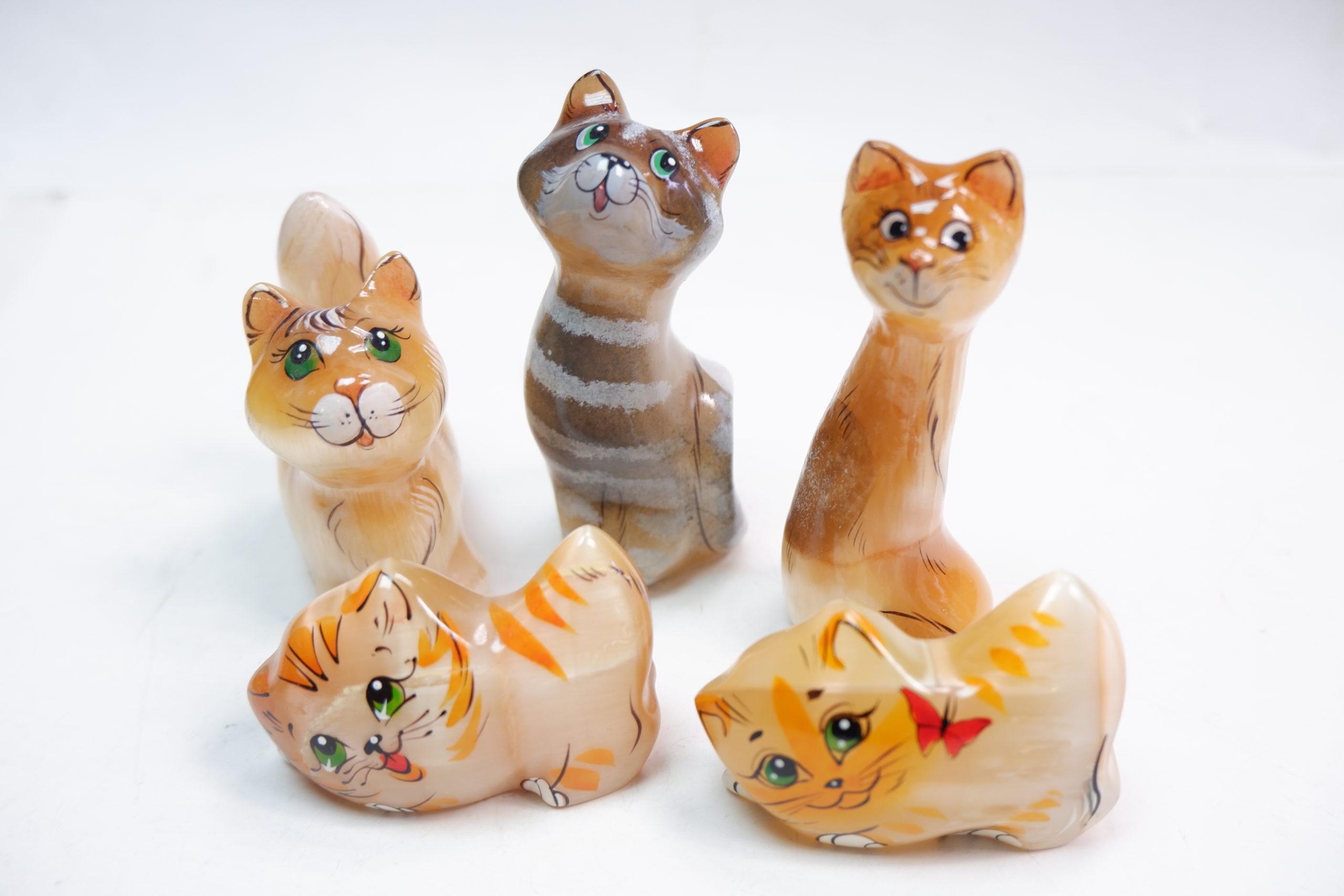 Коты селенит
